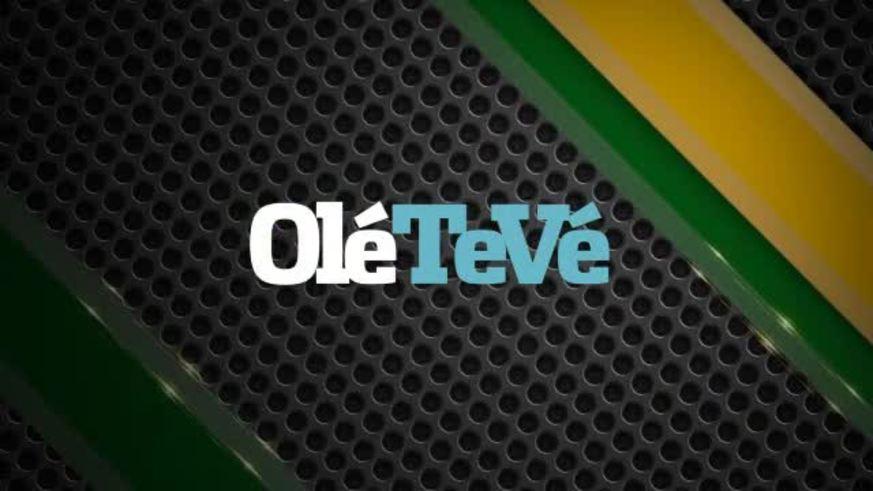 Silva puso el 1 - 0 para Olimpia