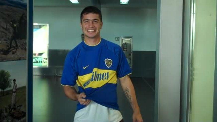 Friedrich, el fana de Boca que casi le arruina la Copa