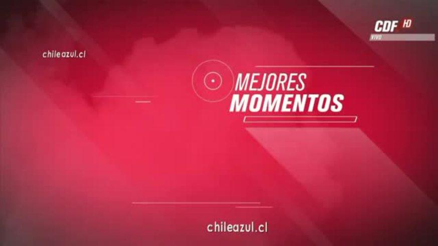 Mirá el compacto de Rangers de Talca-U de Chile.
