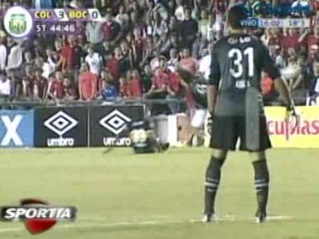 Bonilla acusó a Fuertes de haberlo discriminado y se largó a llorar entrevistado por TyC Sports.