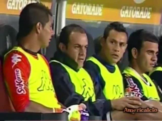 Mirá el gol de Cavenaghi y sus dos asistencias.