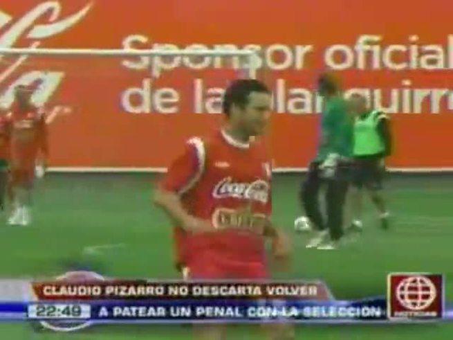 Vargas y Guerrero gastaron a Pizarro por su penal fallado ante Argentina.