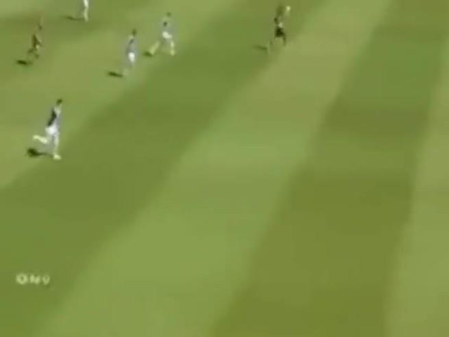 El gol del Chori y los seis del Valladolid.