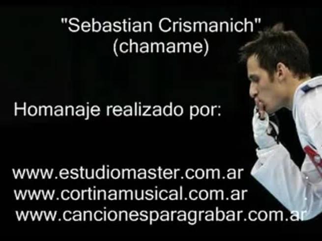 Escuchá la canción de Crismanich.