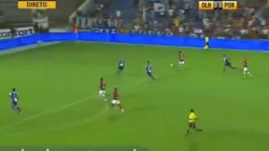 Mirá los goles en la victoria del Porto.