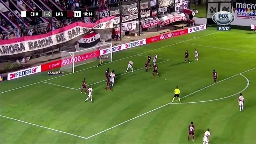 Rosso marcó el 2 a 0 del Funebrero