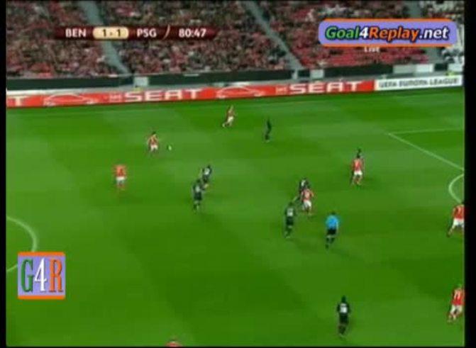 Mirá el gol de Jara para el 2-1. (Goal4Replay.net)