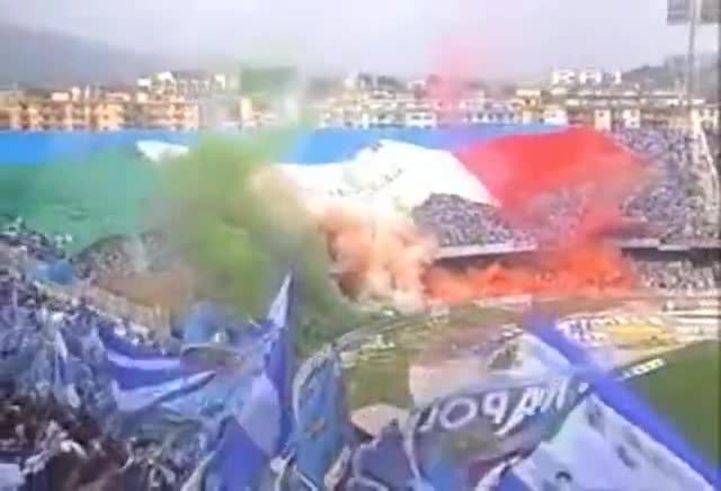 Mirá el primer Scudetto del Napoli en 1987.