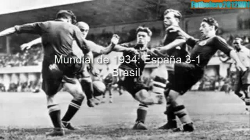 Informe con todos los España-Brasil de la historia