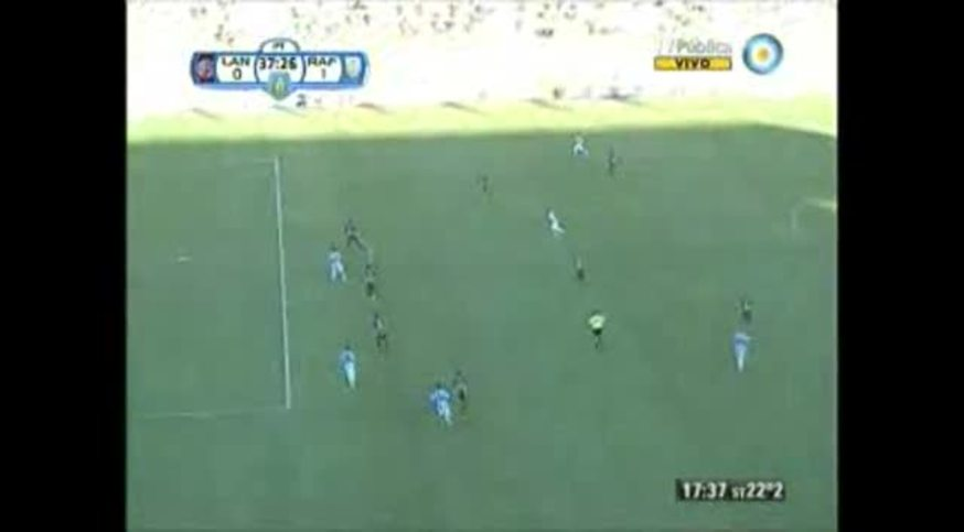 Gol de Fede González