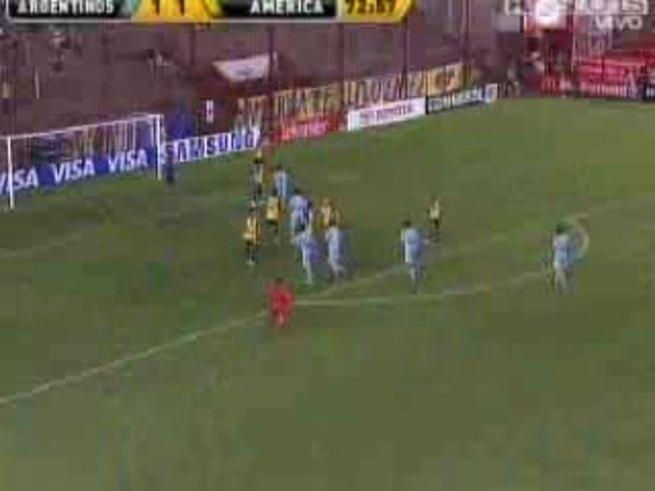 Mirá el gol del triunfo del Bicho.