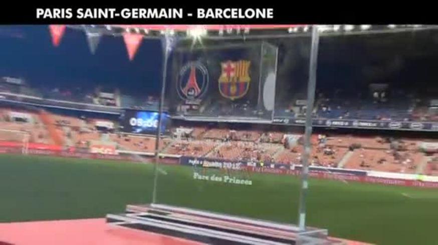 Mirá el resumen del amistoso entre PSG y Barcelona a principio de temporada.