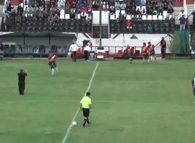 Los goles de Maipú-Racing de Olavarría