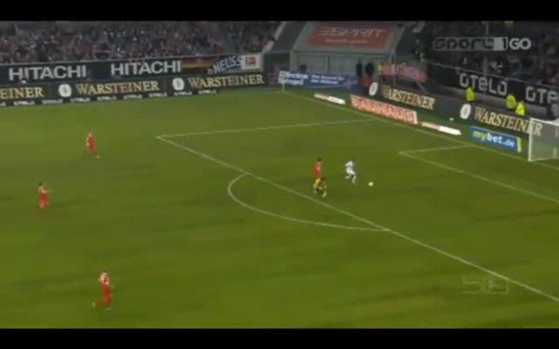 Mirá los bloopers del arquero del Fortuna Düsseldorf alemán.