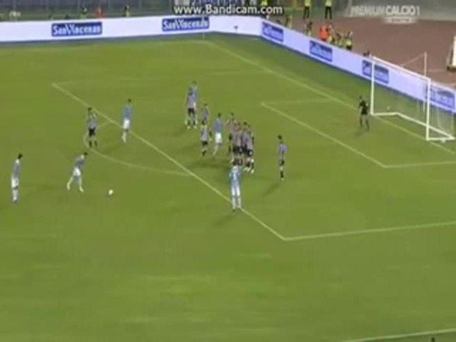 Mirá el gol de Zárate y el resumen del partido.