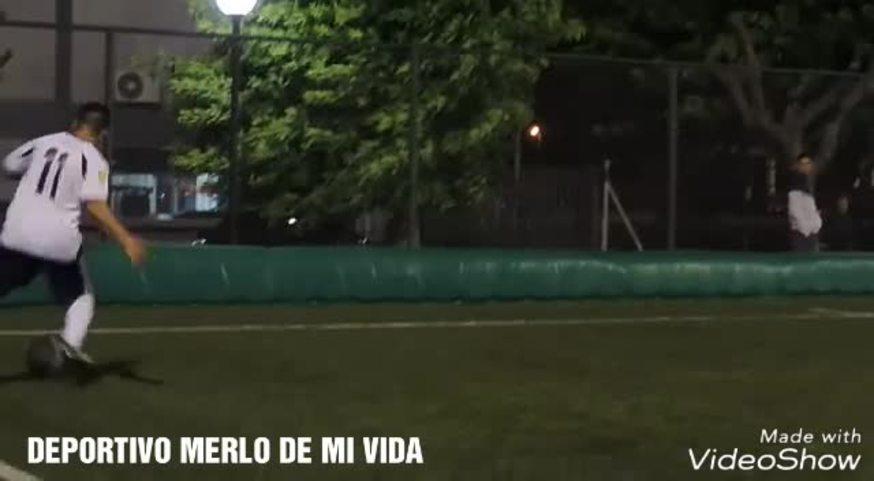 Deportivo Merlo superó a Yupanqui en los penales