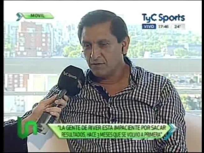 Fragmento de la entrevista de Ramón con Indirecto.