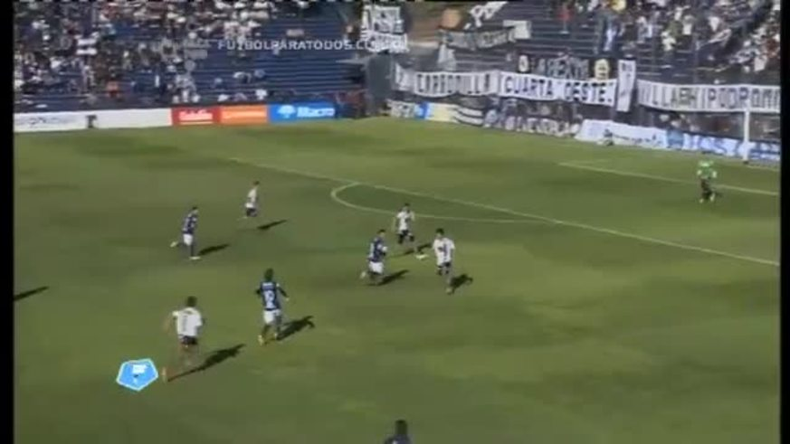Los goles de Independiente (M) ante Nueva Chicago