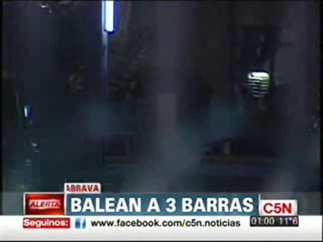 Loquillo fue baleado y está internado en el Fiorito de Avellaneda.