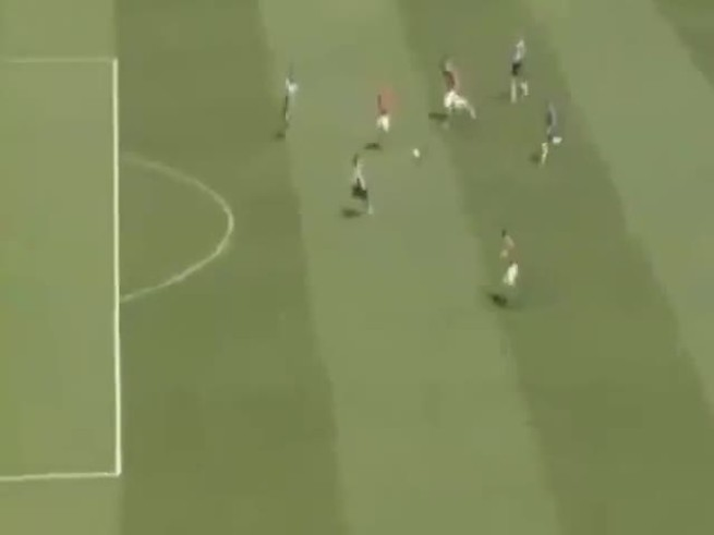 Los goles de Osvaldo -tres- y Lamela