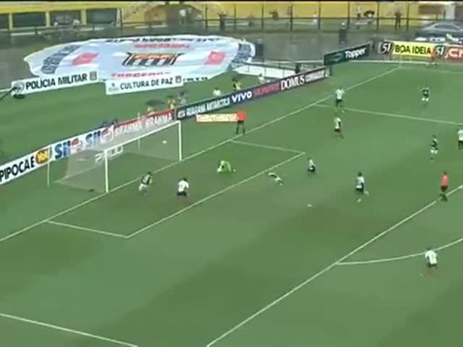 Barcos marcó un tanto en la victoria del Palmeiras por 3 a 0.