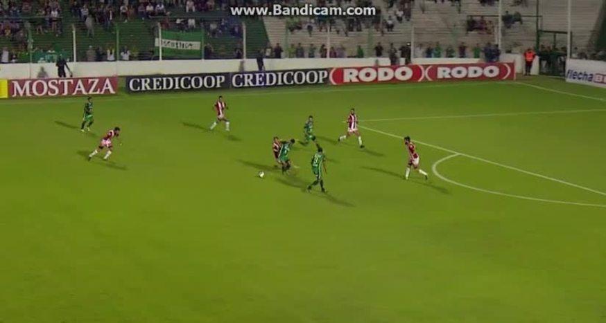 Los goles de Sarmiento 3 - Instituto 0