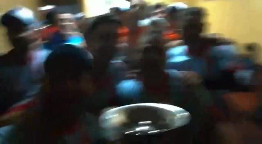 Más festejos de Yupanqui, campeón de la Zona B del Senior