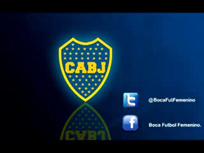 Uno de los tres goles de Potassa para Boca