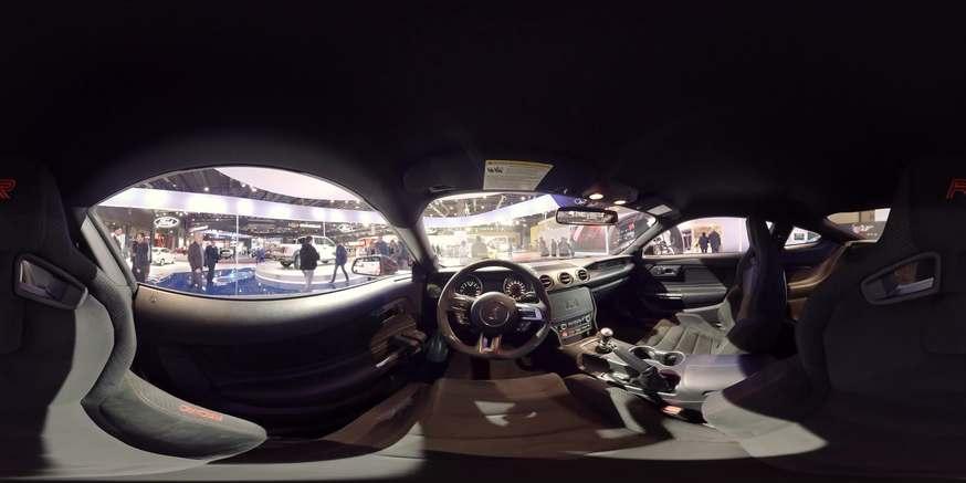 El Ford GT en formato 360º