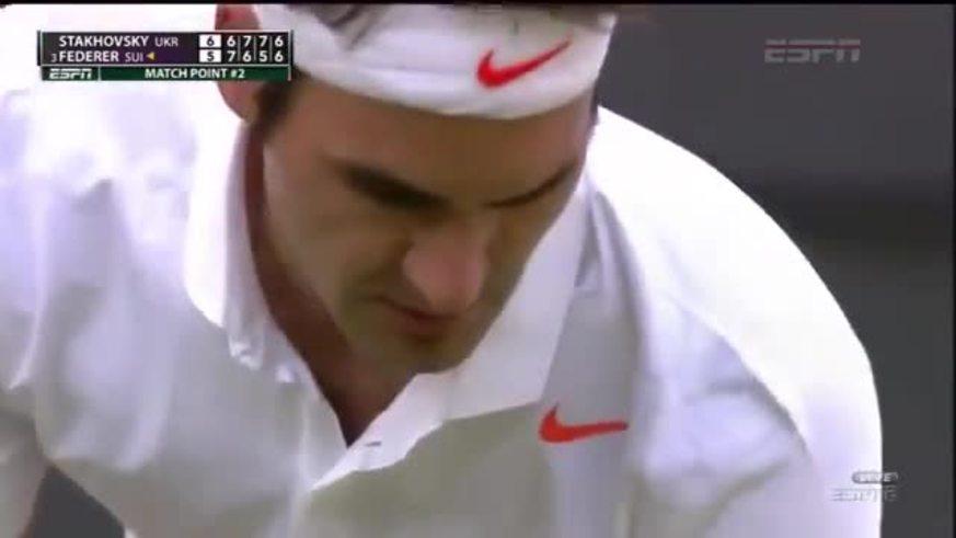 La definición de la inesperada derrota de Federer