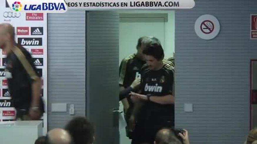 Mourinho habló sobre la situación de Higuaín.