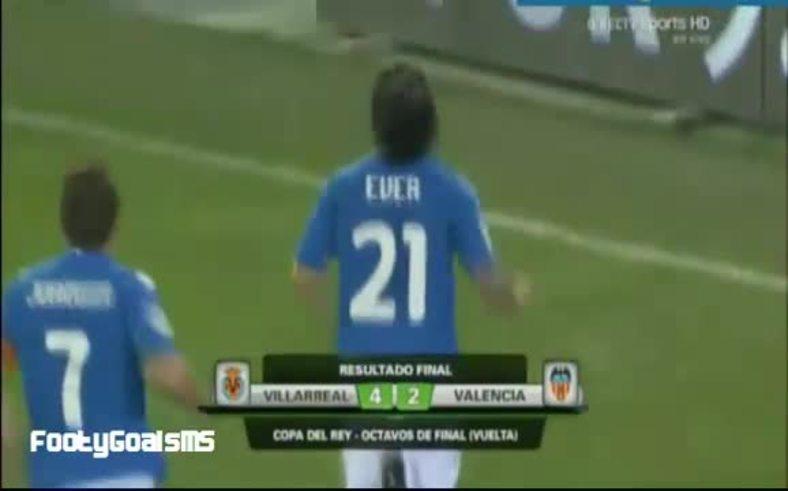 Los goles de Banega y Marco Ruben. (Youtube)