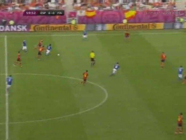 España 0 - Italia 1 (Youtube)