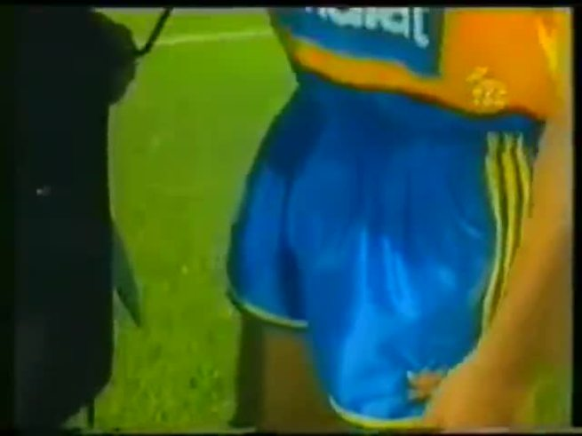 El histórico gol de Medero a Platense (Apertura 92)