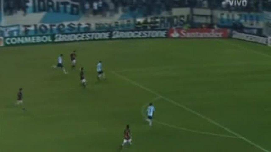 Moreno y Fabianesi le dió la ventaja a Colón (Youtube)