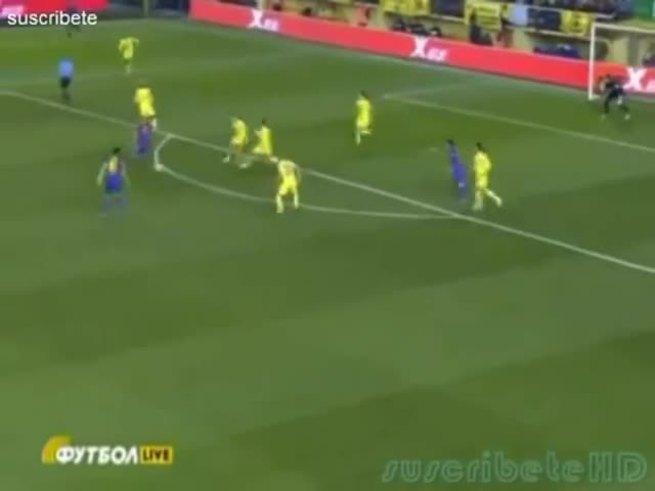 Mirá lo mejor de Villarreal-Barcelona.