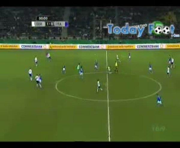 Mirá el gol de Giuseppe Rossi a Alemania.