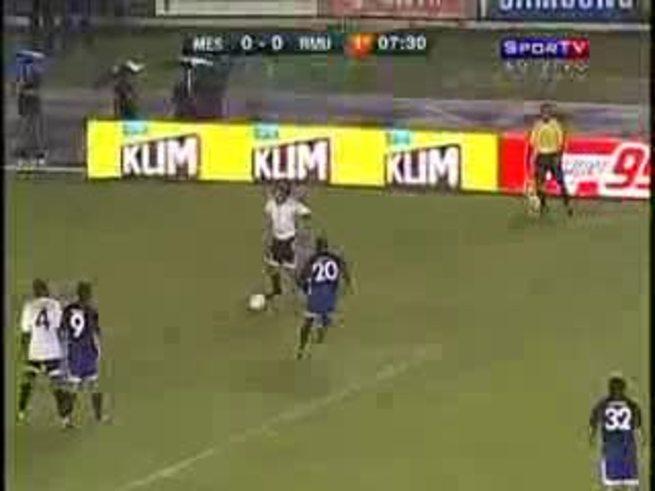Mirá los goles del amistoso de Messi, que hizo tres. (youtube.com)
