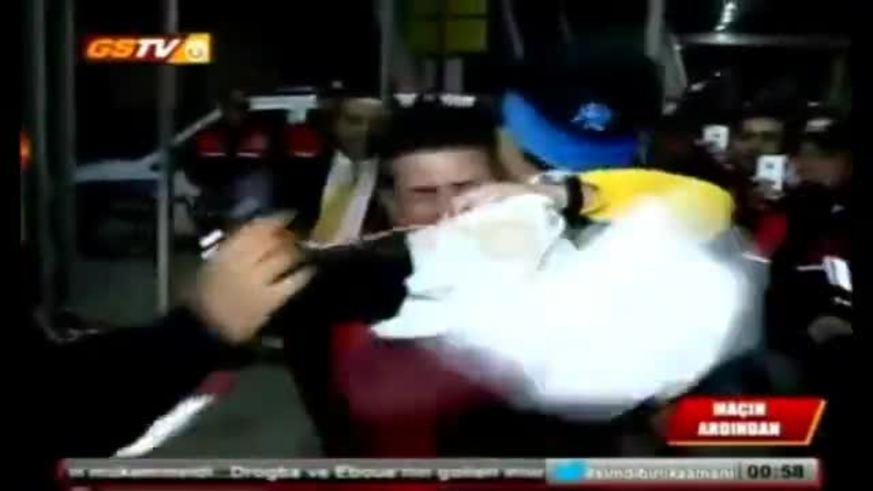 Cristiano Ronaldo saludó a su clon
