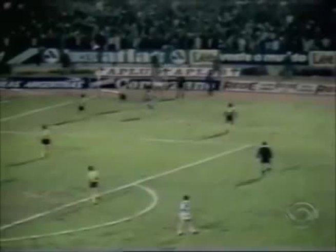 La recordada jugada de Renato Gaúcho