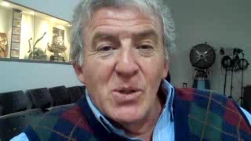 El pastor Juan Bosso quiere cambiar la suerte de Boca.