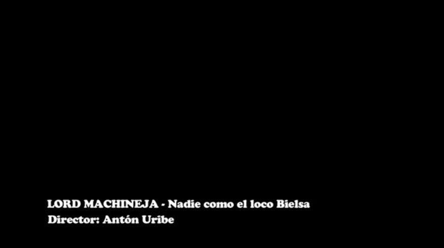 La canción que le dedicó a Bielsa un grupo español.
