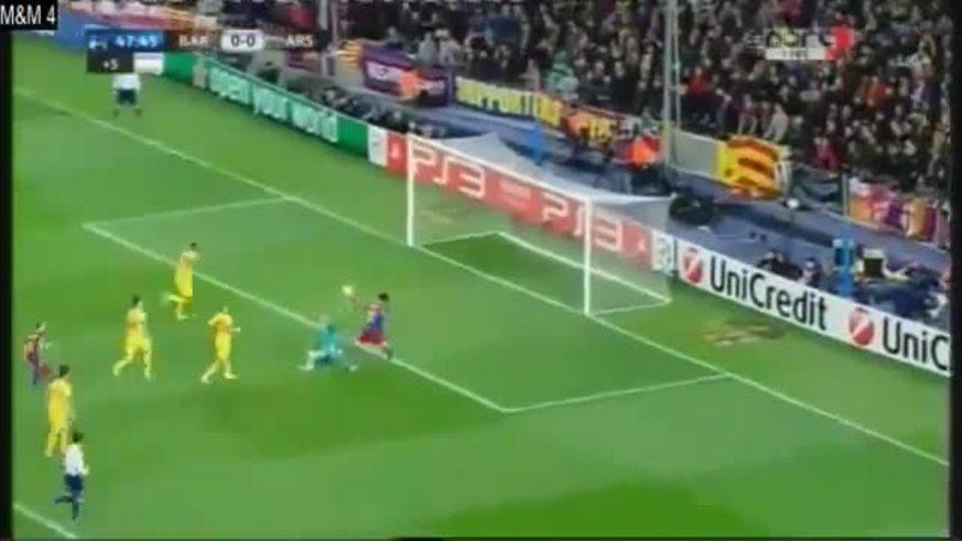 La joya de Messi (youtube)