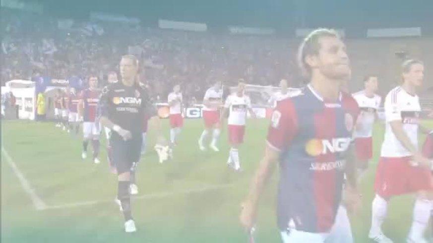 Mirá los goles de Bologna 1 - Milan 3.