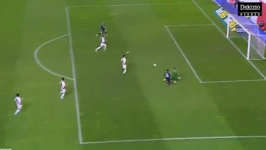 Mirá el increíble gol que se perdió Cristiano Ronaldo.