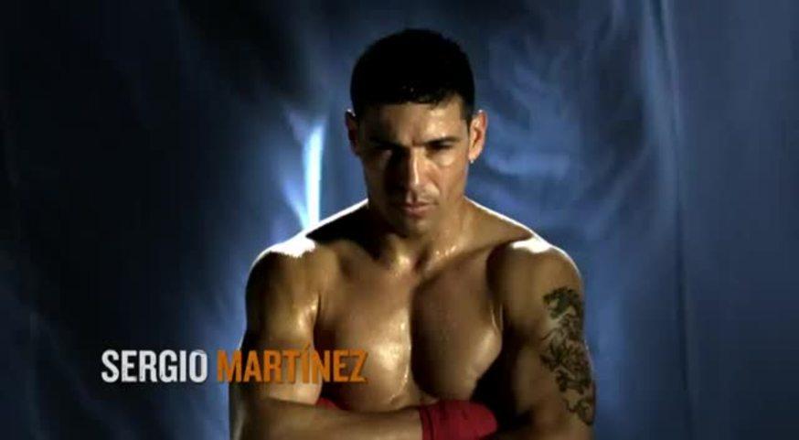 Mirá el Face Off de Sergio Martínez y Julio César Chávez Jr. (HBO)