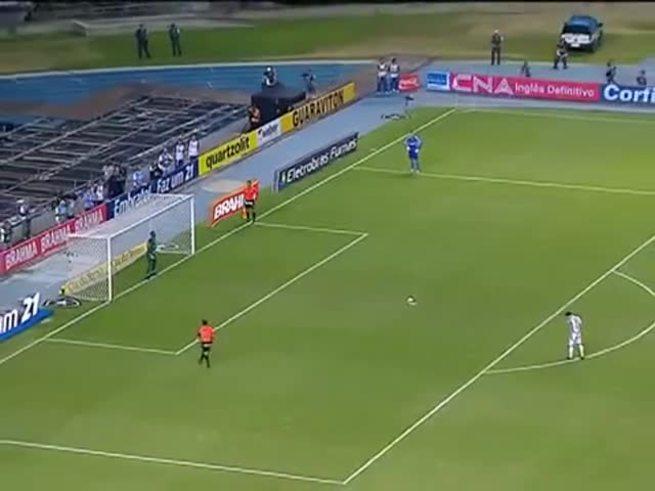 Mirá la definición por penales entre Fluminense y Botafogo. (Youtube.com)