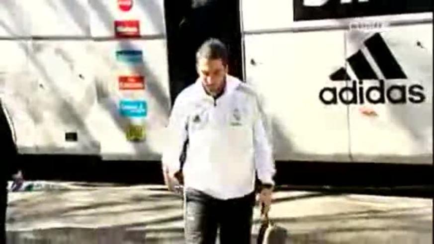 Mirá el reclamo de Mourinho a Higuaín.