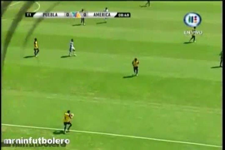 Mirá el resumen Puebla 2 - Amércia 2. (Youtube.com)