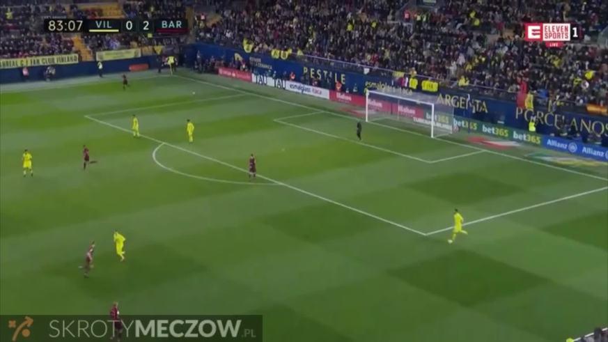 Messi humilló y metió el segundo